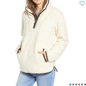 Thread & Supply Wubby Sherpa Fleece Pullover